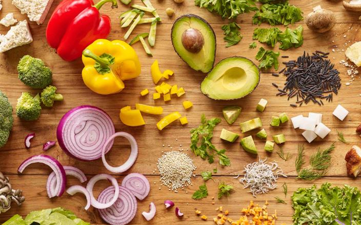 食物繊維の概要と種類