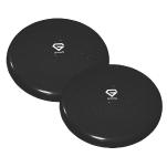 バランスディスク2個セット(ブラック、レッド、ブルー、シルバー)