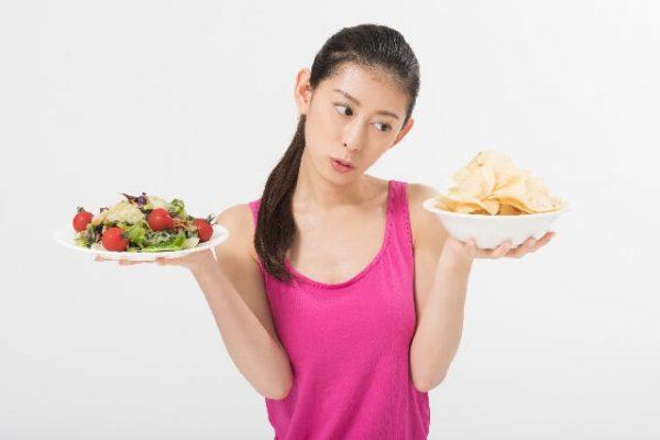 ダイエットに失敗する典型的な思考と行動の考察┃痩せたいけど、でも食べちゃう
