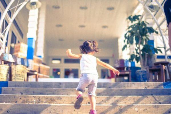 子どものバランス感覚の重要性と人がなぜ立てるのかの考察