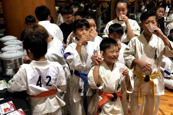 極真会館関西総本部「大阪城杯夏の陣」ブース出展レポート