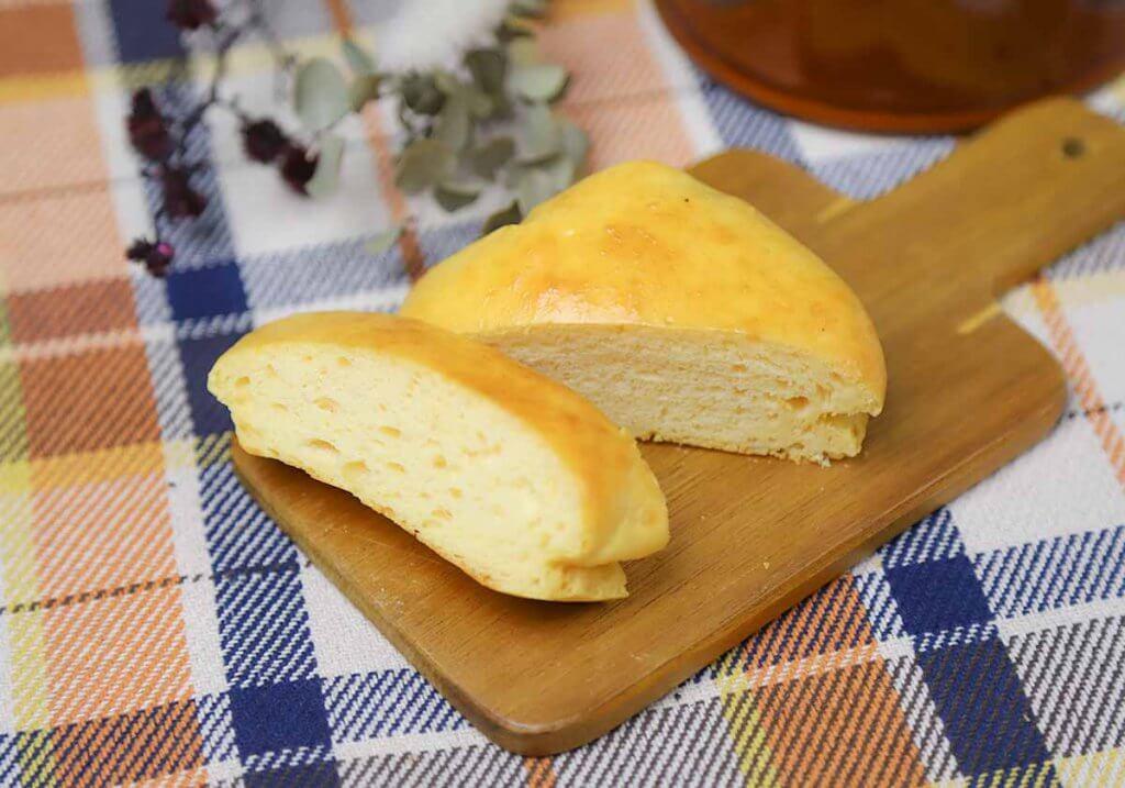 プロテイン入りパン(バナナ風味)