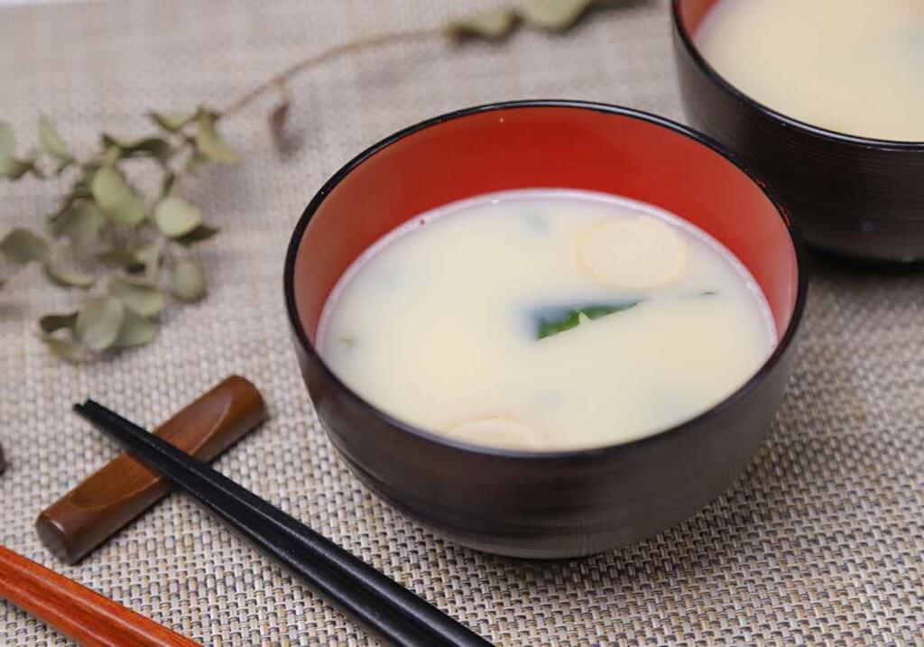 プロテイン入り味噌汁(ナチュラル)