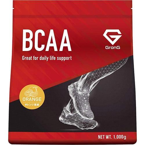 BCAA オレンジ風味 1kg
