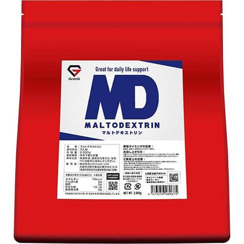 マルトデキストリン 2kg - 01