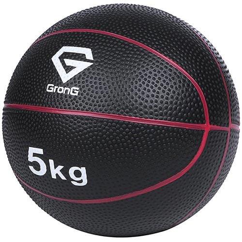 メディシンボール 非バウンドタイプ 5kg - 01