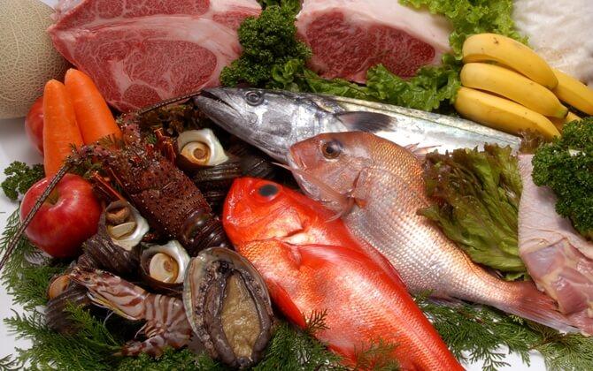 タンパク質を含む食品・不足しない食べ方
