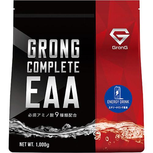 COMPLETE EAA エナジードリンク風味 1kg - 01