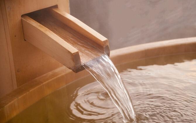 お風呂に浸かることの効果