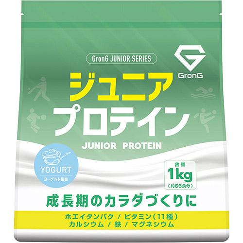 ジュニアプロテイン ヨーグルト風味 1kg - 01