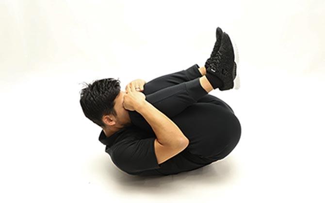 全身脱力ストレッチ(筋弛緩法)