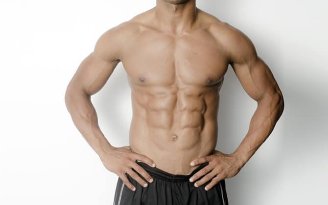 筋肉の成長をサポート