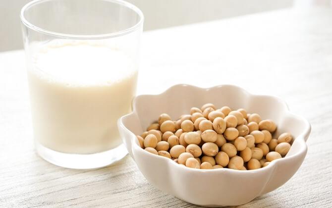 豆乳の栄養