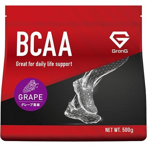 BCAA グレープ風味 500g - 01