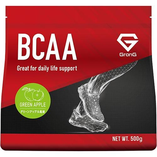 BCAA グリーンアップル風味 500g - 01