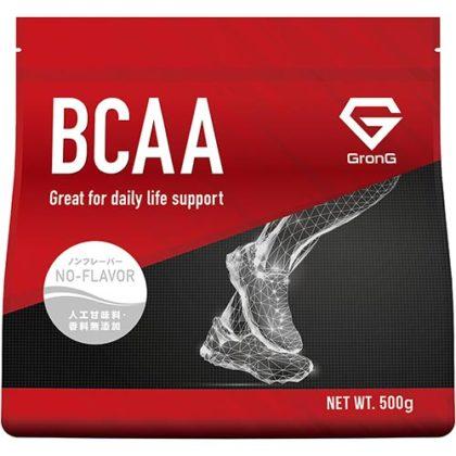 BCAA ノンフレーバー 500g