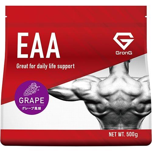 EAA グレープ風味 500g - 01