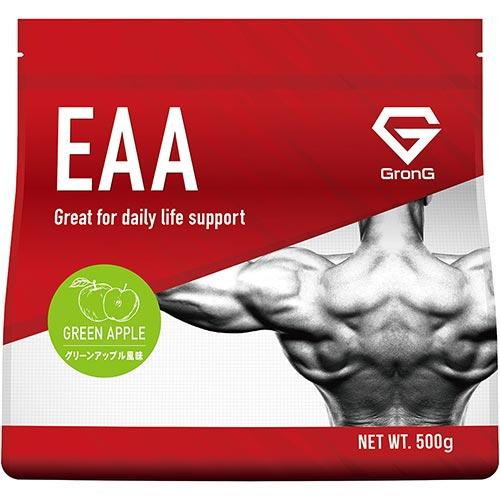 EAA グリーンアップル風味 500g - 01