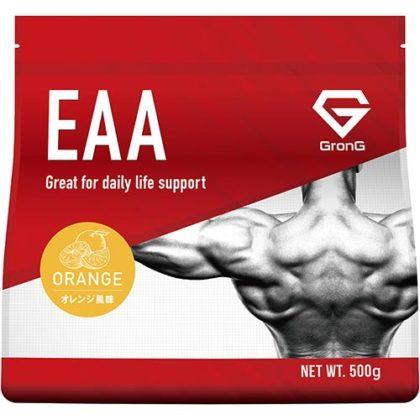 EAA オレンジ風味 500g