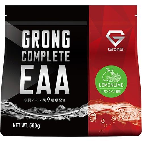 COMPLETE EAA レモンライム風味 500g - 01