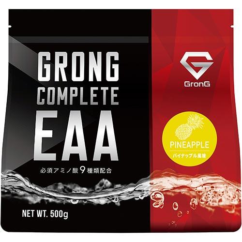 COMPLETE EAA パイナップル風味 500g - 01