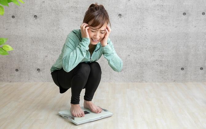 健康的に体重を増やす方法