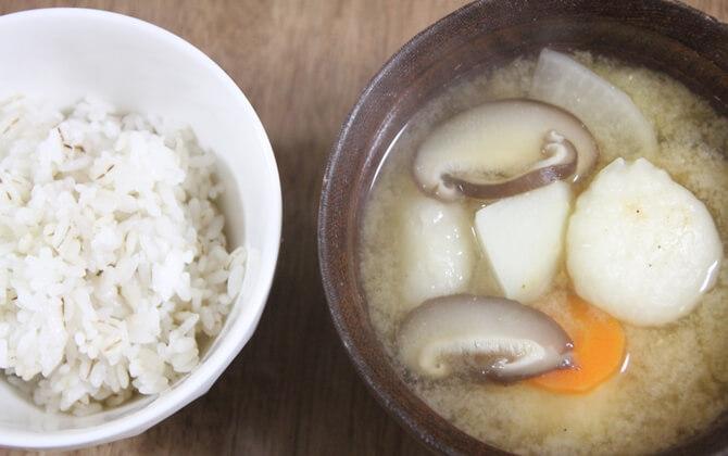 日本食は腸内環境改善のカギ