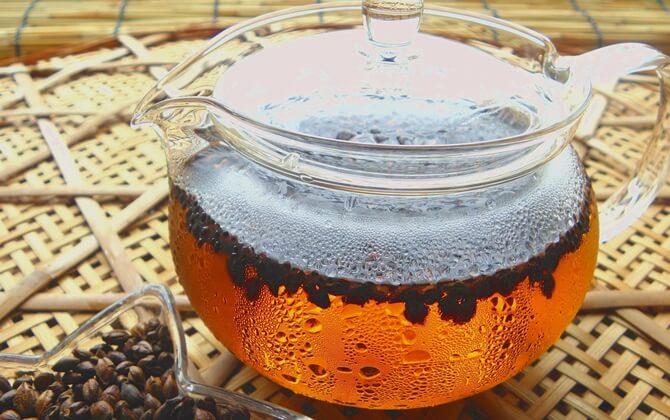 麦茶のカフェイン