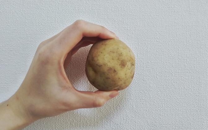 ジャガイモの栄養価