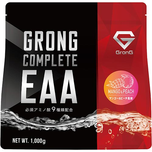 COMPLETE EAA マンゴーピーチ風味 1kg - 01
