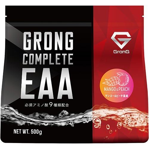 COMPLETE EAA マンゴーピーチ風味 500g - 01